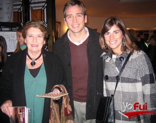 La noche se muda a adultos en los premios de 2007