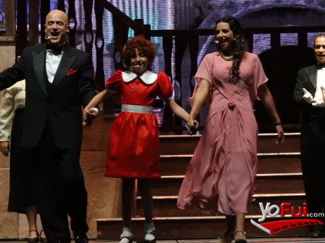 YoFui.com Annie, la huerfanita, Movistar Arena  (7274)