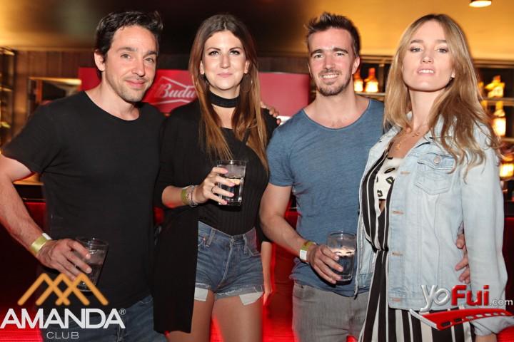 YoFui.com Budweiser presentó exitoso Festival Club Quinto Sol, Club Amanda  (7291)