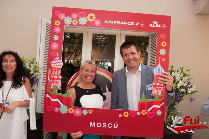 YoFui.com Air France - KLM acerca Rusia a Chile , Restaurant Osadía  (7298)