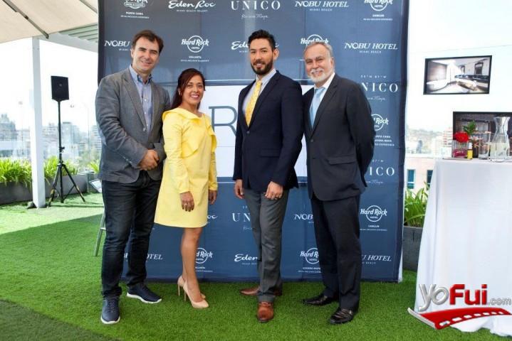 YoFui.com Apertura  de  ÚNICO 20º 87º Hotel Riviera Maya, Terraza del NOI  (7331)
