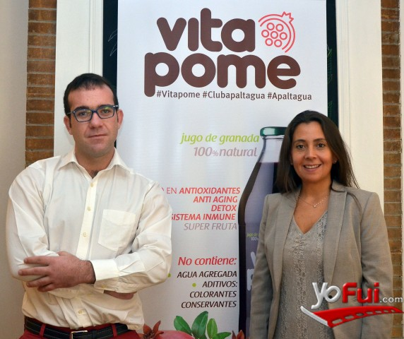 YoFui.com Viña Apaltagua presenta Vitapome, Quinoa Restaurant  (7392)