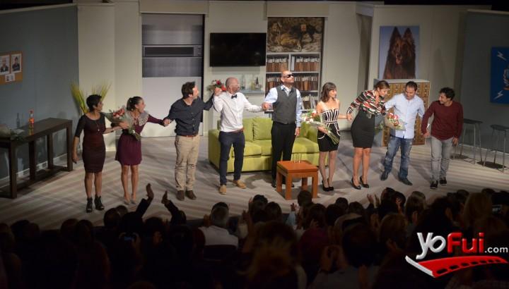 YoFui.com Estrenan en Chile Los Bonobos, otra delirante comedia de Laurent Baffie, Teatro Mori de Vitacura  (7413)