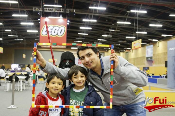 YoFui.com LEGO Fun Fest llega por primera vez a Chile del 30 de junio al 30 de Julio, Espacio Riesco  (7502)