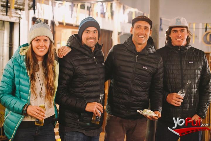 """YoFui.com Ramón Navarro y sus amigos muestran el documental """"Chulada"""", El Ruco Surf Shop  (7510)"""