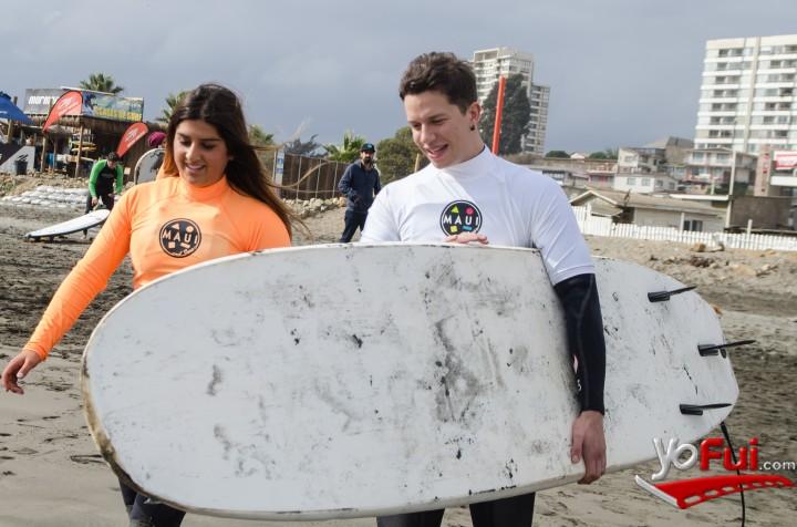 YoFui.com Maui and Sons en actividad de Surf y moda urbana, Playa La Boca  (7522)