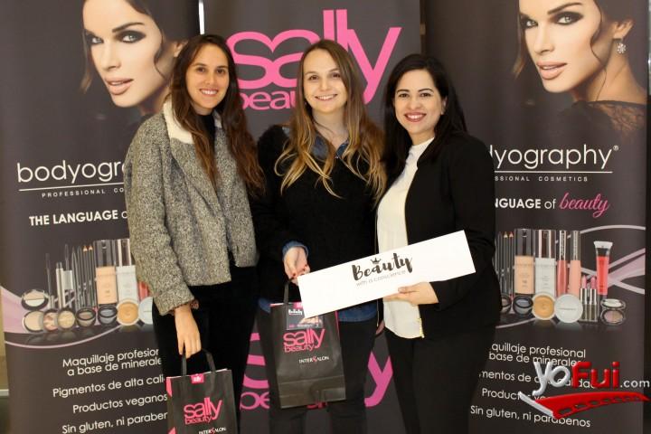 YoFui.com Bodyography cumplió su primer año en Chile, Tienda Sally Beauty, Los trapenses,  (7532)