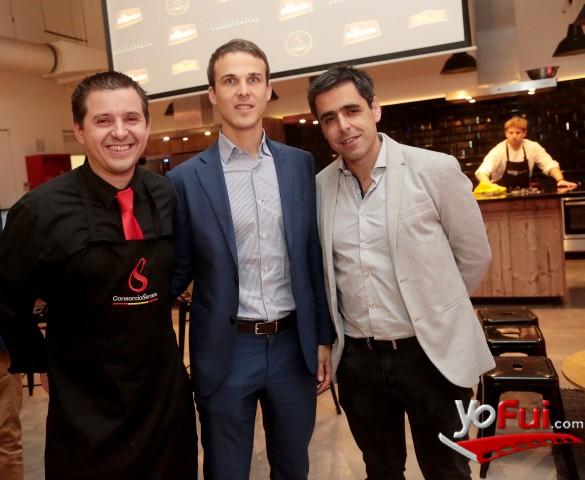 YoFui.com La Preferida celebró el Mes de las tapas y el jamón Serrano 100% español, Kitchen Club  (7552)
