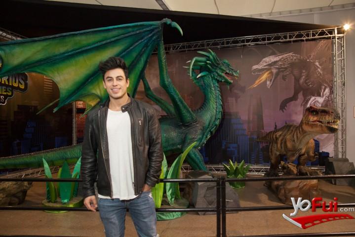 """YoFui.com  """"Dinosaurios&Dragones Gigantes"""" , Centro Cultural Mapocho  (7562)"""