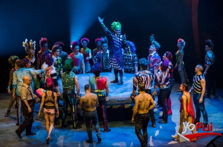 YoFui.com Premiere SEP7IMO DIA – No Descansaré  de Cirque du Soleil, Movistar Arena  (7579)