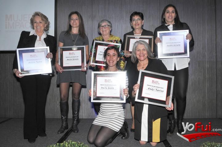 YoFui.com Siete Arquitectas de Cambio recibieron el Premio Mujer Impacta 2017, Hotel Cumbres de Vitacura  (7636)
