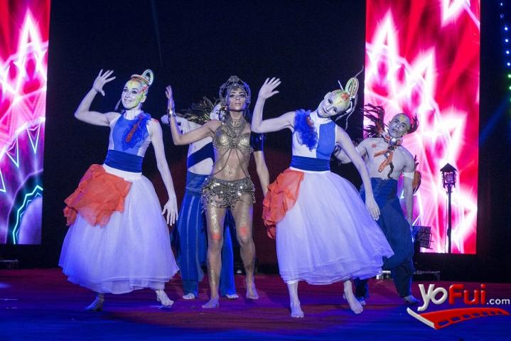 """YoFui.com Circo """"The Flying Farfans"""" llega a Las Condes, Explanada Centro Parque  (7681)"""
