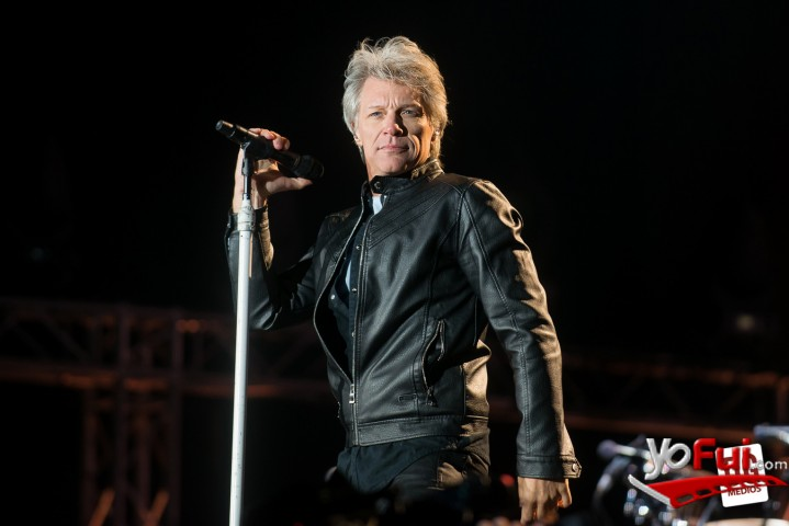 YoFui.com Bon Jovi en Chile, Estadio Monumental  (7692)