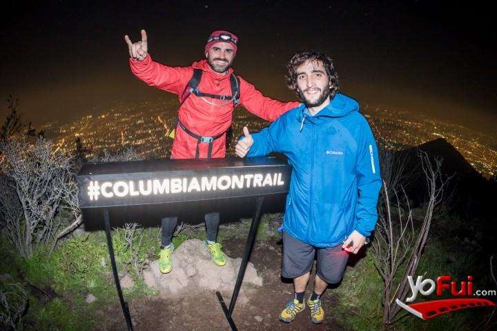 YoFui.com Lanzamiento Columbia Montrail, la nueva línea técnica de trail running, Cerro Manquehue  (7696)