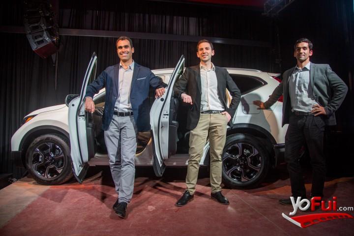 YoFui.com Exitoso lanzamiento de Honda All New CR-V, Plaza Central del Centro Gastronómico BordeRío  (7700)