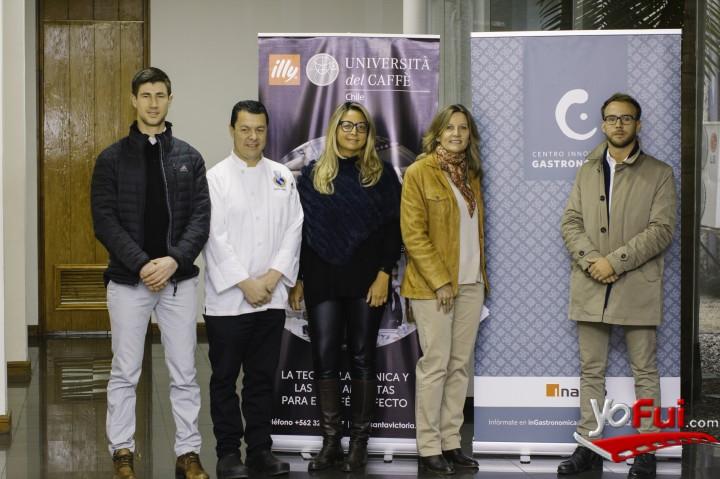 YoFui.com ILLY brinda exclusiva Master Class, Centro de innovación gastronómica de Inacap   (7702)