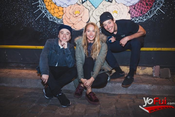 YoFui.com PUMA puso la cuota de estilo en el lanzamiento del line up 2018 de Lollapalooza Chile , Jardín Mallinkrodt  (7714)