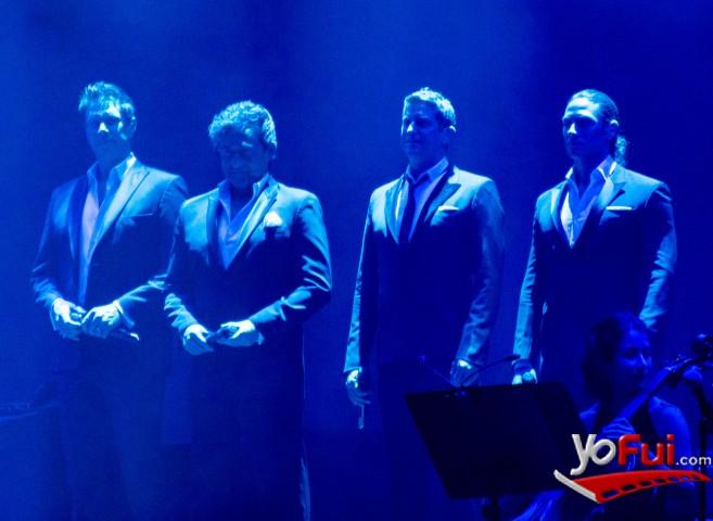 YoFui.com Recital de IL DIVO, Movistar Arena  (7738)