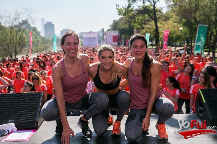 YoFui.com Clases masivas de Hiit y Dance se tomaron las calles de Santiago, Calles de Santiago  (7760)