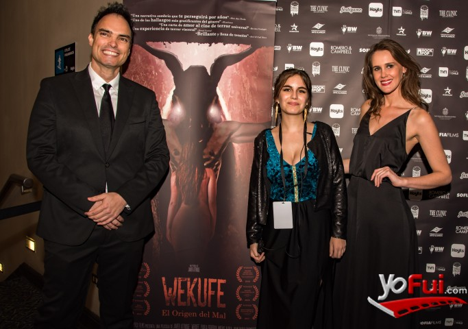 "YoFui.com Avant Premiere ""Wekufe: el origen del mal"" , CineHoyts La Reina   (7775)"