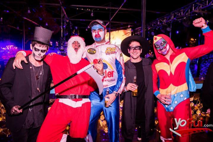 "YoFui.com Miller festejó Halloween con su fiesta ""Shine in the dark""  , Teatro Alicia  (7782)"