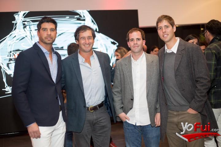 YoFui.com Lanzamiento de la nueva colección de relojería  Montblanc: TimeWalker,  Porsche Center Santiago  (7792)