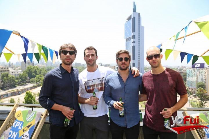 YoFui.com Beer Brunch Tuborg presentó a DJ Caso y Román, Galeria Cima  (7840)