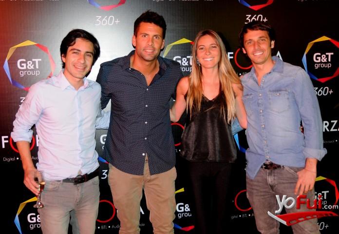 YoFui.com G&T Group estrena exclusiva azotea en Nueva Las Condes, Azotea Oficinas G&T  (7913)