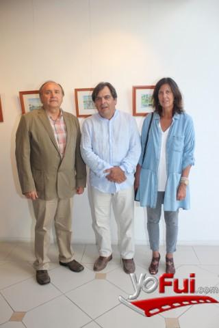 """YoFui.com Exposición  """"De mar a cordillera"""",  Galería Modigliani  (7927)"""