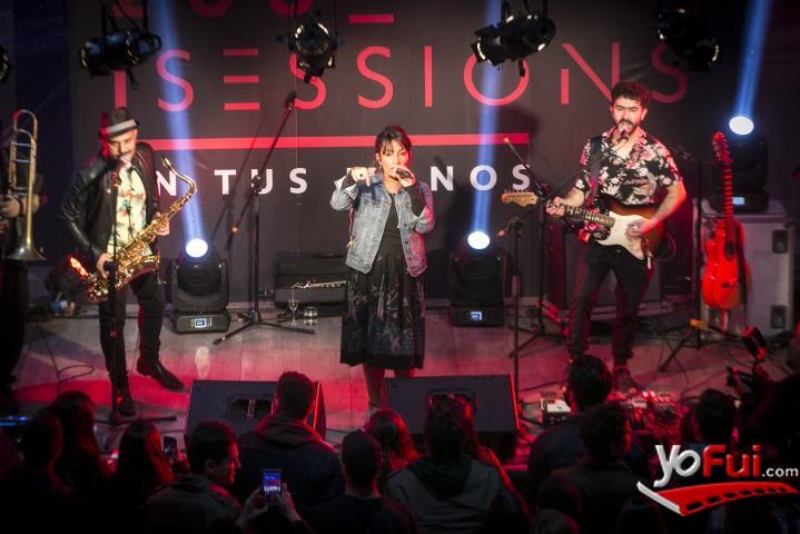Yofui Com Ana Tijoux Se Lució En Un Nuevo 208 Sessions By
