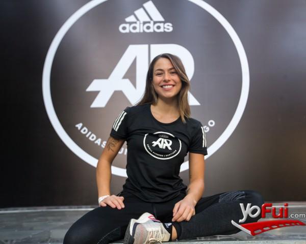 Gimnasia insalubre Aja  YoFui.com: Javiera Valenzuela en La comunidad adidas Runners se tomó el  Paeo Bandera, Paseo Bandera (405493)